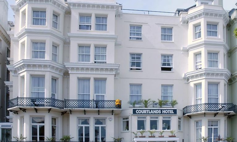 COURTLANDS HOTEL, EASTBOURNE | Book Your Accommodation in